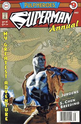 Superman Annual Vol. 2 #9