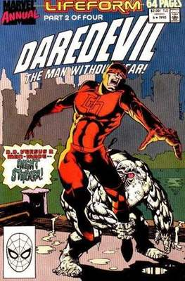 Daredevil Vol 1 Annual (Comic Book. 1967 - 1994) #6