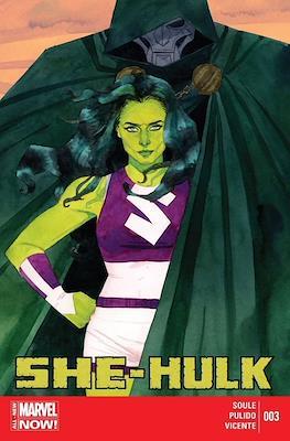 She-Hulk (2014-2015) (Comic-Book) #3