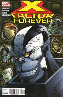 X-Factor Forever (Comic Book) #2