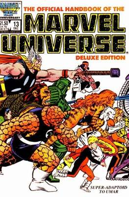 Official Handbook of the Marvel Universe Vol 2 (Handbook) #13