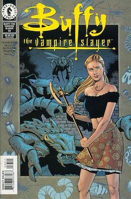 Buffy the Vampire Slayer (1998-2003) (saddle-stitched) #33