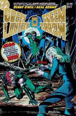 Green Lantern / Green Arrow (Comic Book.) #2