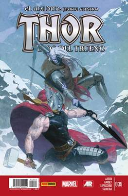 Thor / El Poderoso Thor / Thor - Dios del Trueno / Thor - Diosa del Trueno / El Indigno Thor (2011-) #35