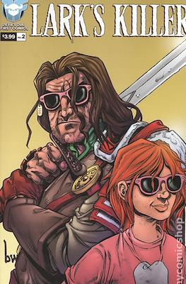 Lark's Killer (Variant Cover) (Comic Book) #2.1