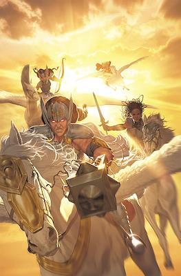 Rey de Negro: El retorno de las Valquirias