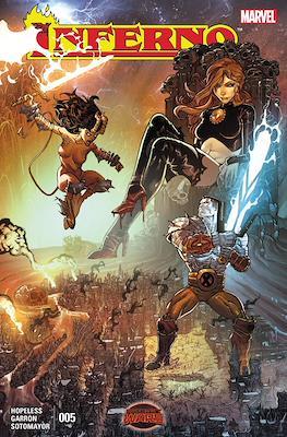 Inferno (Comic-book) #5
