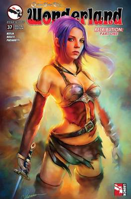 Grimm Fairy Tales presents Wonderland (Comic Book) #37