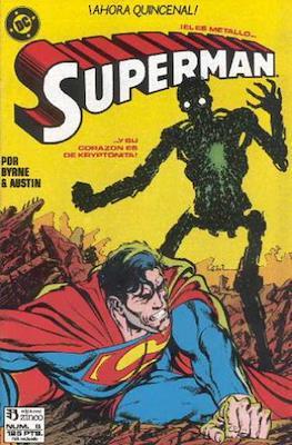 Superman: El hombre de acero / Superman Vol. 2 #6