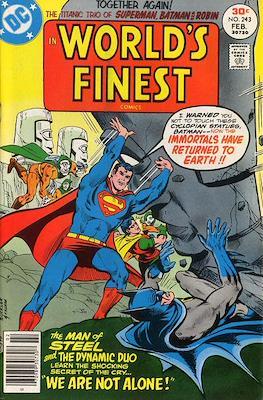World's Finest Comics (1941-1986) (Comic Book) #243