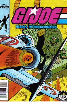 Comando G.I.Joe (Grapa. 19x27. 32 páginas. Color.) #18
