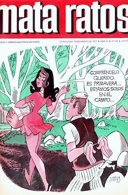 Mata Ratos (Grapa) #199