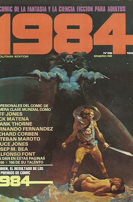 1984 (Grapa, 1978 - 1984) #36