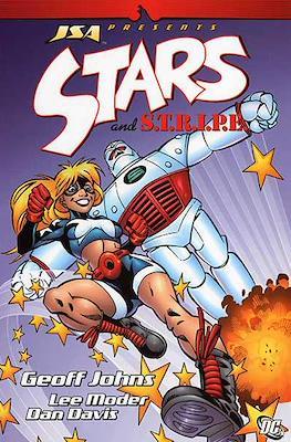 JSA Presents: Stars and S.T.R.I.P.E. (Softcover) #1