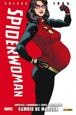 Spiderwoman (2015-2017). 100% Marvel (Rústica 112 pp) #3