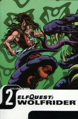ElfQuest: Wolfrider (Softcover) #2