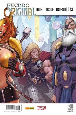 Thor / El Poderoso Thor / Thor - Dios del Trueno / Thor - Diosa del Trueno / El Indigno Thor (2011-) (Grapa) #43