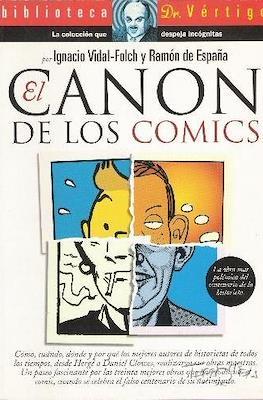 El Canon de los Cómics. Biblioteca Dr. Vértigo