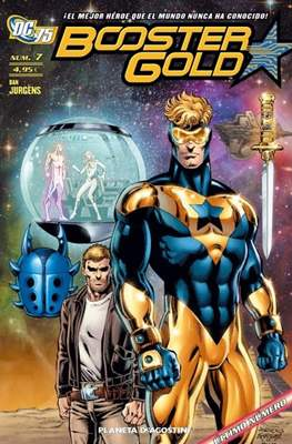 Booster Gold (2008-2010) (Grapa 72-96 pp) #7