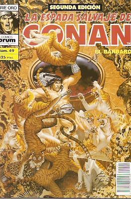 La Espada Salvaje de Conan Vol. 1. 2ª edición (Grapa. 64 páginas) #49