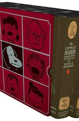 The Complete Peanuts #2