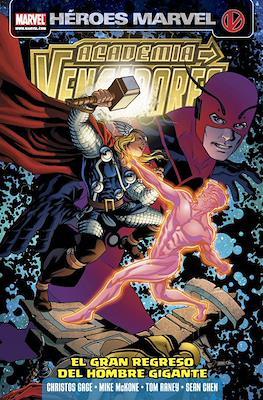 Academia Vengadores (Rústica 120-240 pp) #2