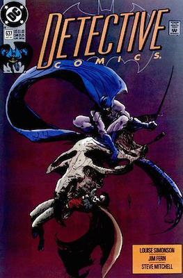 Detective Comics Vol. 1 (1937-2011; 2016-) (Comic Book) #637