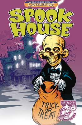 Spook House Halloween ComicFest