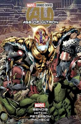 Age of Ultron - Marvel Grandes Eventos