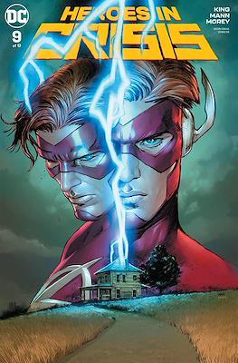 Heroes in Crisis (Comic Book) #9
