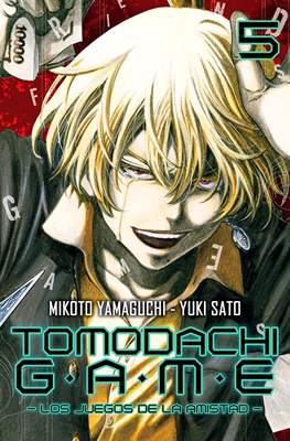 Tomodachi Game (Rústica con sobrecubierta) #5