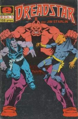 Dreadstar Vol. 1 (Grapa. 17x26. Color. (1985).) #5