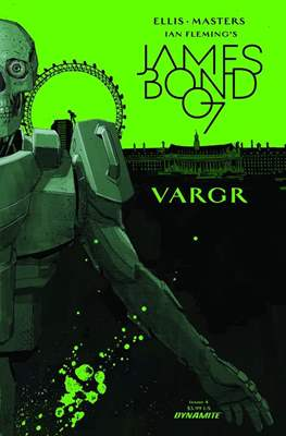 James Bond 007 (Comic-book) #4