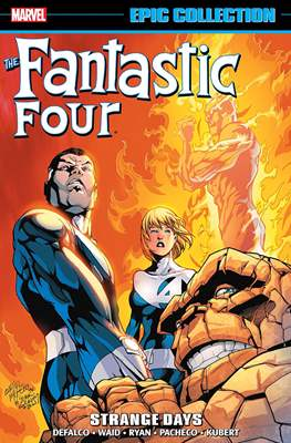 Fantastic Four Epic Collection #25