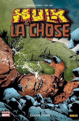 100% Marvel: Hulk & La Chose