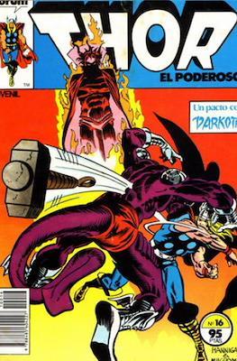 Thor, el Poderoso (1983-1987) #16