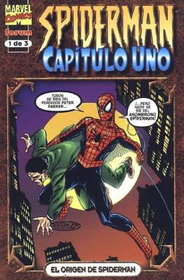 Spiderman: Capítulo uno (1999) #1