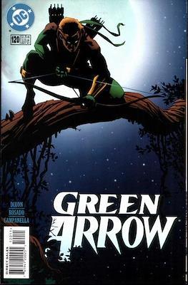 Green Arrow Vol. 2 (Comic-book.) #120