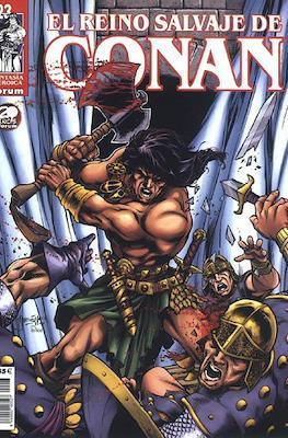 El Reino Salvaje de Conan (Grapa 48-80 pp) #23