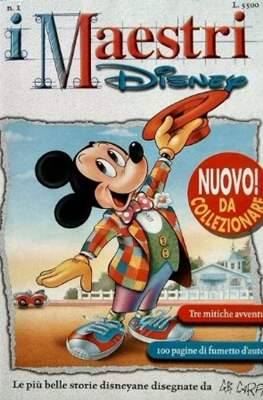 I Maestri Disney (Variable) #1