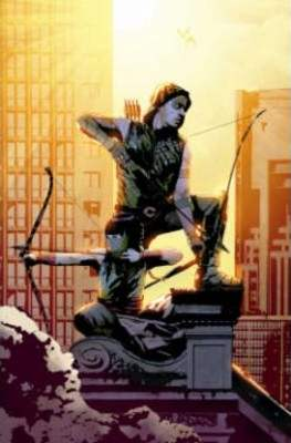 Green Arrow Vol. 5 (Comic book) #6