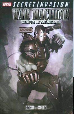 Secret Invasion War Machine:Weapon of S.H.I.E.L.D