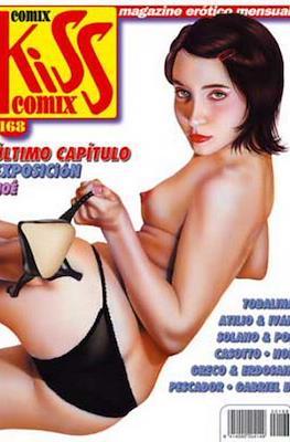 Kiss Comix #168