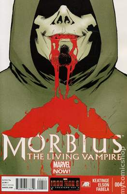 Morbius: The Living Vampire (Vol. 2 2013) (Comic Book) #4