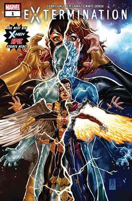 Extermination (Comic book) #1