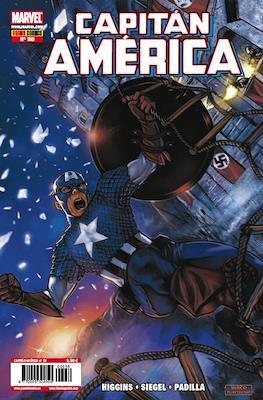Capitán América Vol. 7 (2005-2011) (Grapa) #58