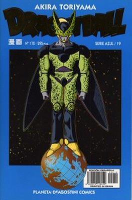 Dragon Ball - Serie Azul (Grapa) #172