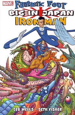 Fantastic Four / Iron Man: Big in Japan