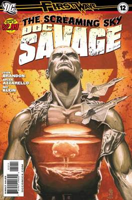 First Wave: Doc Savage (Grapa) #12