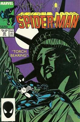 Web of Spider-Man Vol. 1 (1985-1995) (Comic-book) #28
